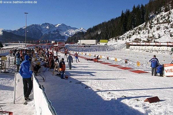 Biathlon-Stadion Oberhof