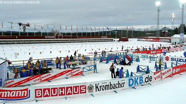 Biathlon-Stadion