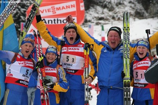 Team Schweden 2007