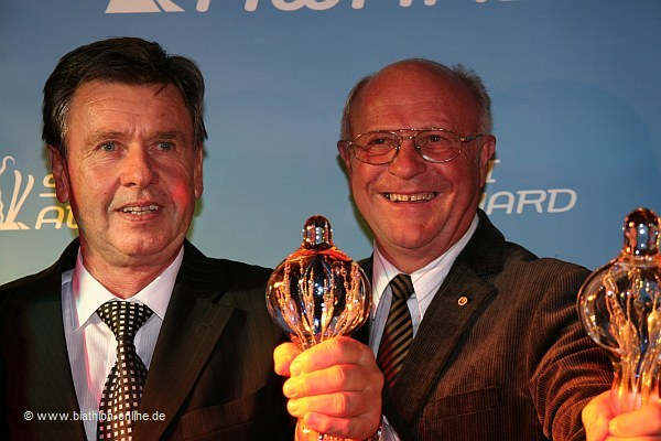Joachim Winterlich und Wilfried Bock