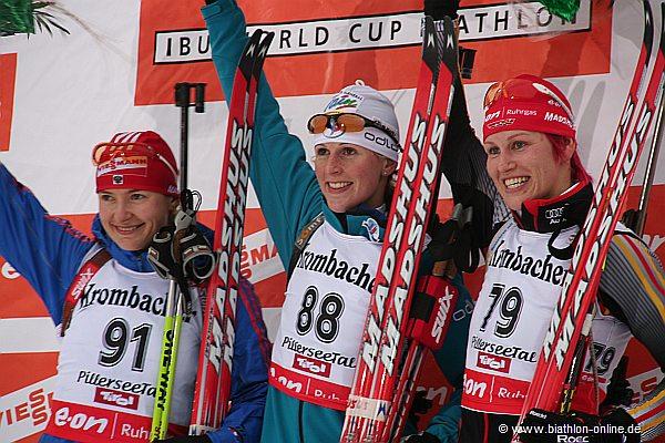 Iourieva, Bailly und Wilhelm