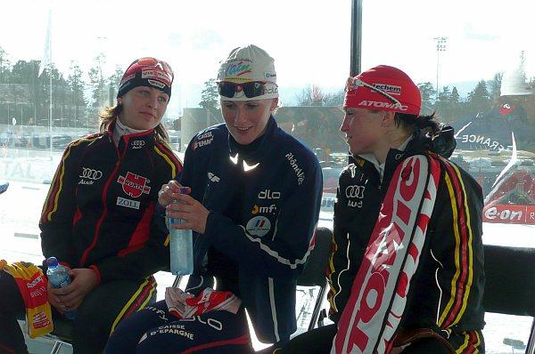 Neuner, Bailly und Henkel