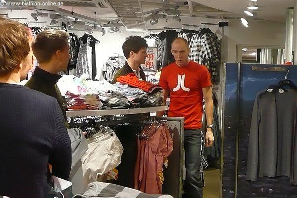 Shopping auf schwedisch