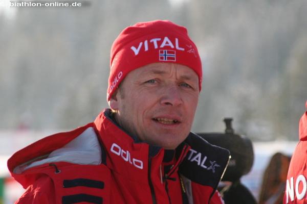 Norwegens Sportchef Per Arne Botnan
