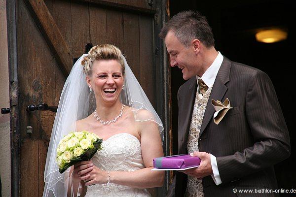 Hochzeit Sven Fischer