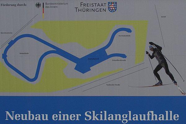 Skitunnel Oberhof