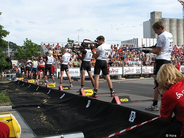 Wettkampf in Sandnes