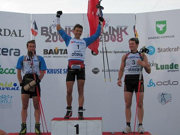 Sieg für Ole Einar Bjoerndalen