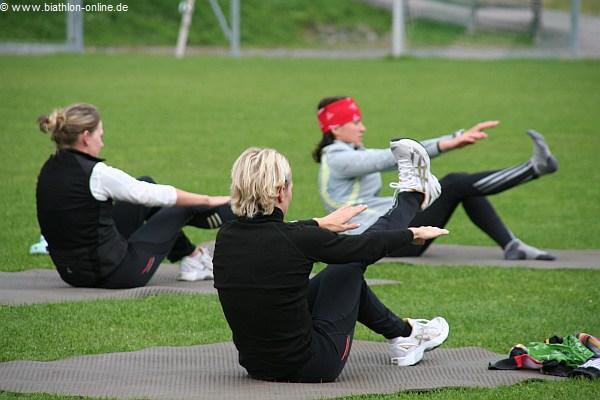 Kraft-Gymnastik