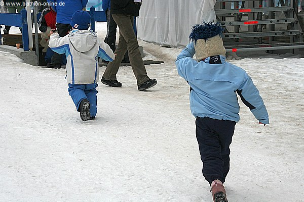 Der Biathlon-Nachwuchs