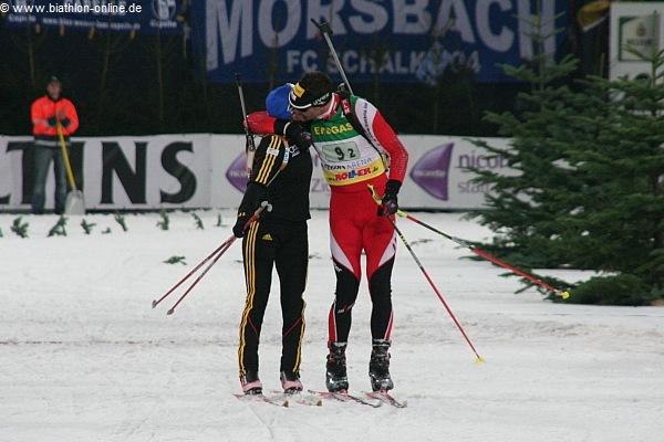 Martina Beck und Christoph Sumann