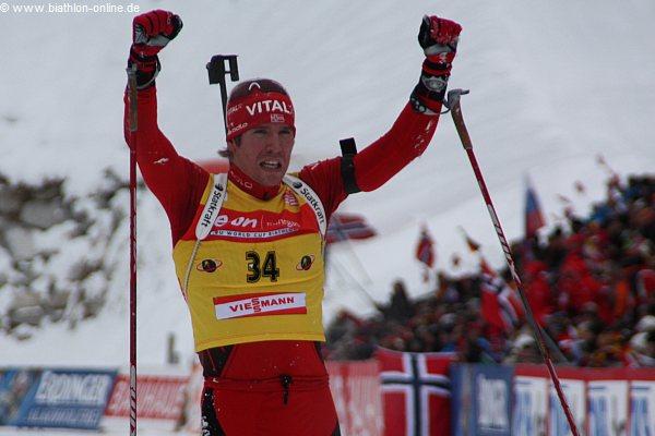 Svendsens Sieg in Östersund