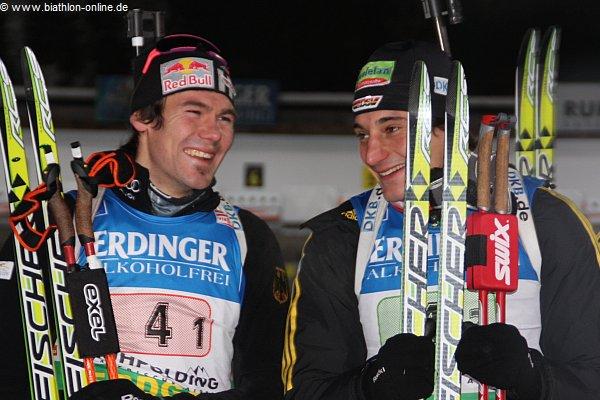 Michael Rösch und Christoph Stephan