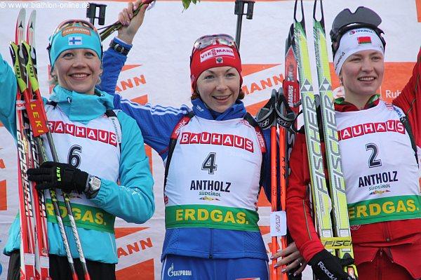 Juliane Döll und Nadine Horchler