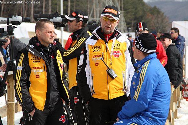 Per Nilsson und Armin Auchentaller