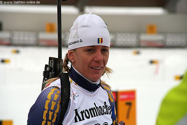 Nachträglich zum ersten Weltcup-Sieg: Eva Tofalvi