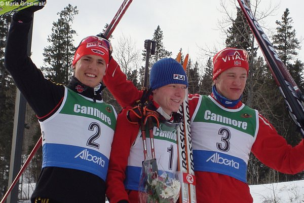 Podium Junioren