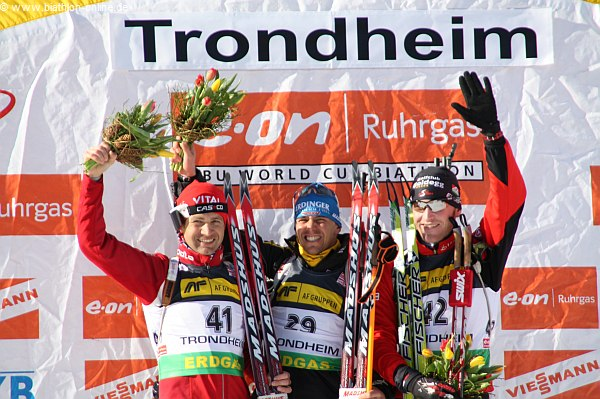 Sprint in Oberhof