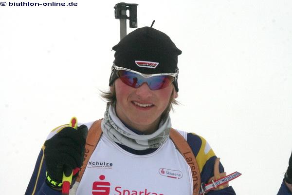 Steffen Bartscher am Start
