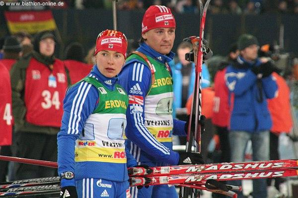 Ekaterina Iourieva und Dmitri Iarochenko