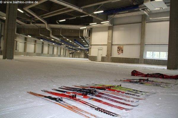 Skihalle Oberhof