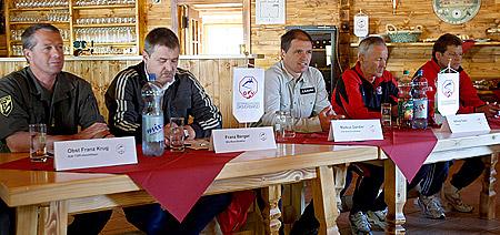 Medientag Hochfilzen 2009