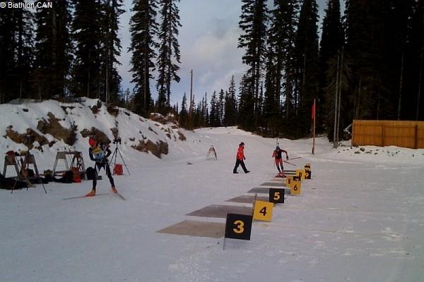 Training in Kanada
