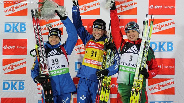 Podium in Osrblie