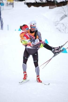 Ilmar Heinicke und Megan Tandy