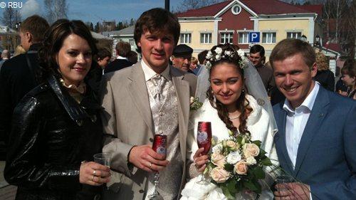 Vasilyev Hochzeit