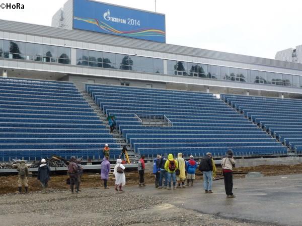 Sochi - Stadion