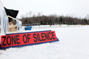 IBU world cup biathlon, training, Presque Isle (USA)