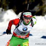 Darya Domracheva (BLR)