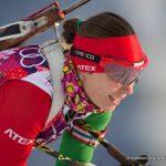 XXII. Olympic Winter Games Sochi 2014, biathlon, individual women, Sochi (RUS)