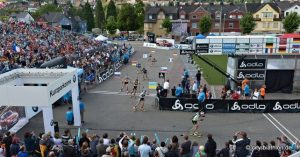 ODLO City Biathlon, Puettlingen (GER)