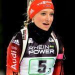 Anna Weidel - Biathlon auf Schalke 2013