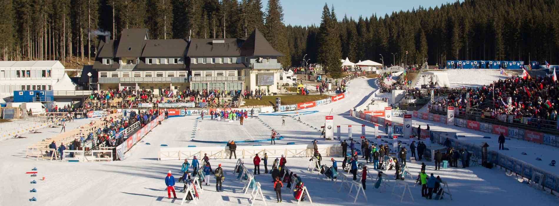Biathlonort