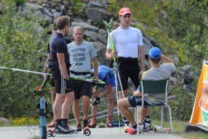 Sommer Biathlon