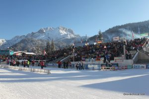 Biathlon-Stadion Hochfilzen