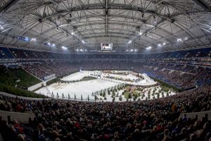 VELTINS-Arena, Biathlon WTC 2013, 28.12.2013