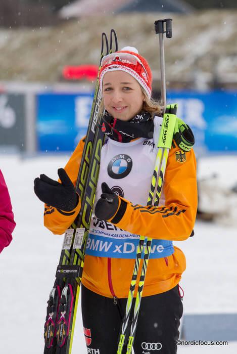 Biathlon Weltcup Oslo: Franziska Preuss wieder dabei ...