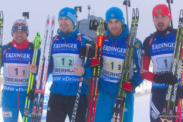 Biathlon Russland