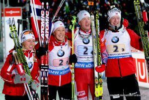 Gewinner Mixed Staffel Nove Mesto 2015 Team NOR