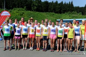 Teilnehmer - Kati Camp 2015 - Oberhof