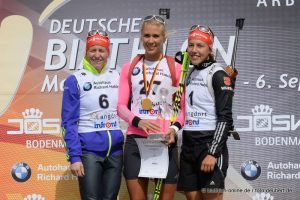 DM Langdorf 2015 - Sprint Frauen