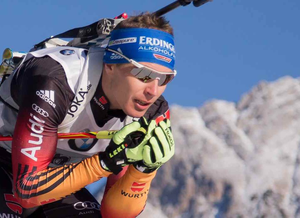 Anreas Birnbacher Biathlon