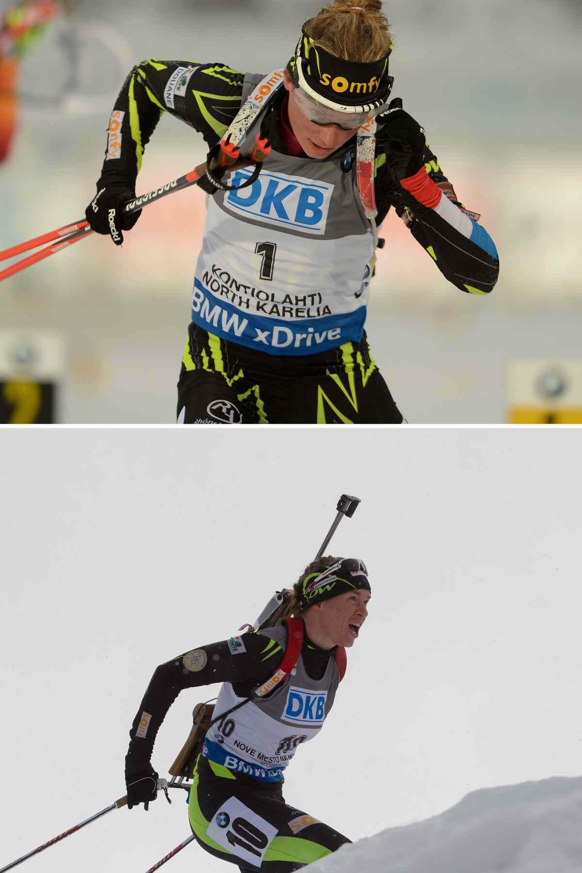 Marie Dorin Habert / Anais Bescond