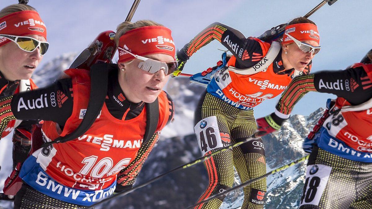 Biathlon Staffel Heute