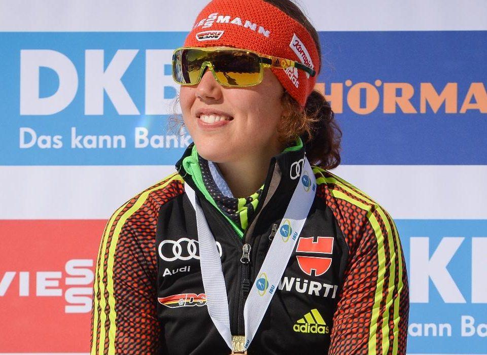 Laura Dahlmeier Pyeongchang