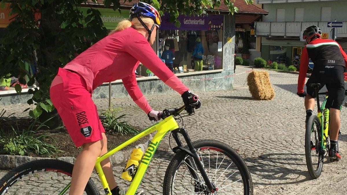 Miriam Gössner Mountainbike